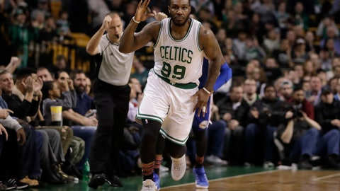 The Celtics would get open 3-pointers