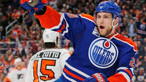 Leon Draisaitl, RW, Edmonton Oilers