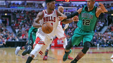 The Bulls are going to give the Celtics all they can handle in the first round
