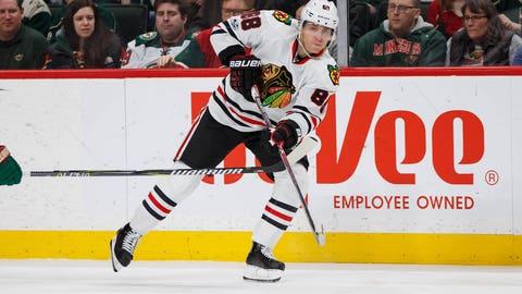 Patrick Kane, RW, Chicago Blackhawks