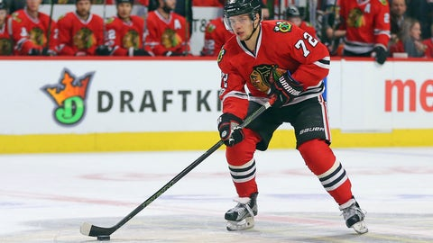 Artemi Panarin, LW, Chicago Blackhawks
