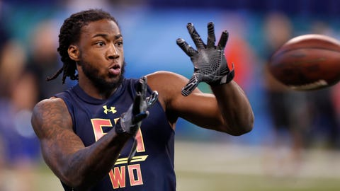 Los Angeles Chargers: Mike Williams, WR, Clemson