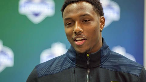 Dallas Cowboys: Taco Charlton, DE, Michigan