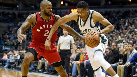 Bucks vs. Raptors storylines