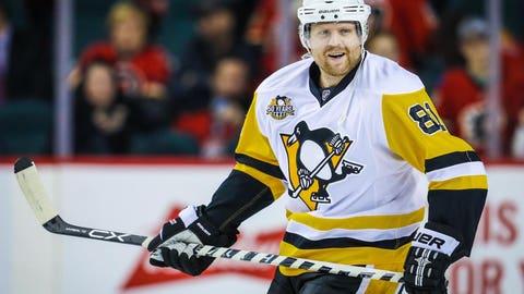 Phil Kessel, RW, Pittsburgh Penguins