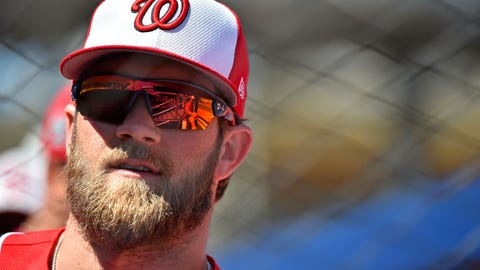 Bryce Harper will bounce back...