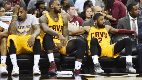 VIDEO: Whitlock believes Kobe Bryant influenced Kyrie Irving to leave LeBron and the Cleveland Cavaliers