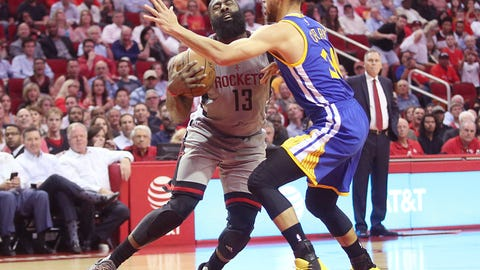 The Rockets can muck up a game