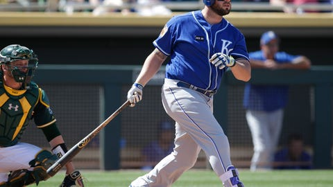 Mike Moustakas - Royals