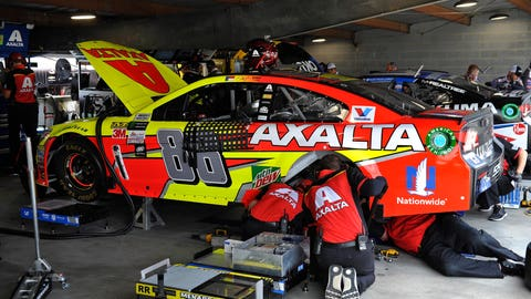 Prepping the No. 88
