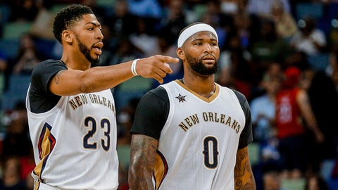 New Orleans Pelicans: 15 years