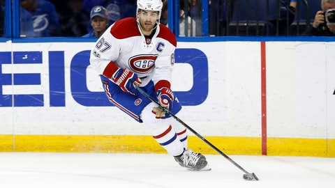 Max Pacioretty, LW, Montreal Canadiens