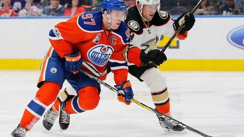 Anaheim Ducks - Edmonton Oilers