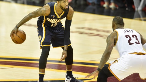 Cleveland Cavaliers (2) vs. Indiana Pacers (7)