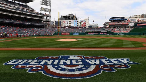 First Monday of April: Opening Day (MLB), national championship (NCAAB)
