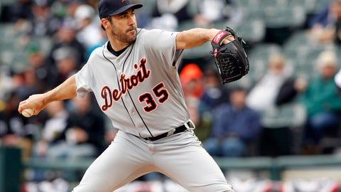 Detroit Tigers (3-2)