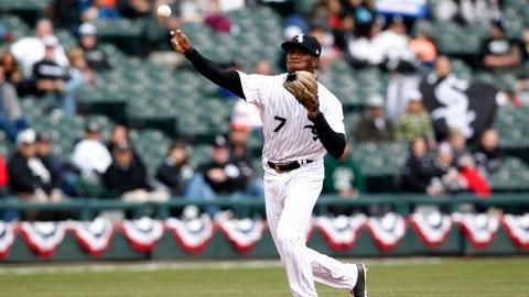 Chicago White Sox (2-3)