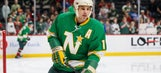 Zach Parise honors dad by wearing North Stars gear