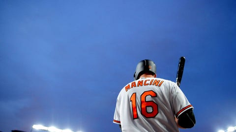 Baltimore Orioles (8-3)