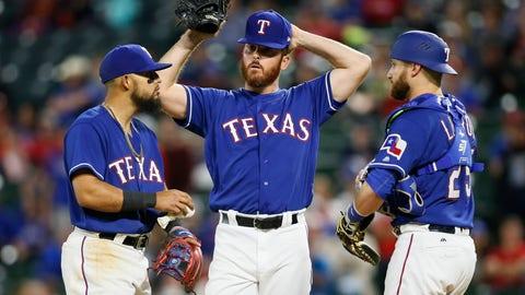 Texas Rangers (2-4)