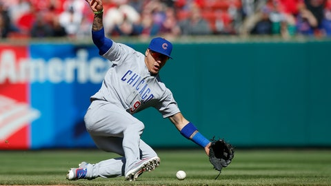 Chicago Cubs (4-2)