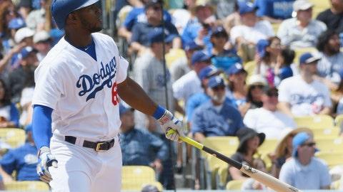 Los Angeles Dodgers (4-3)