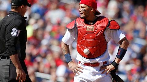 St. Louis Cardinals (2-4)