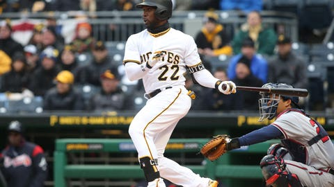 Andrew McCutchen - Pirates