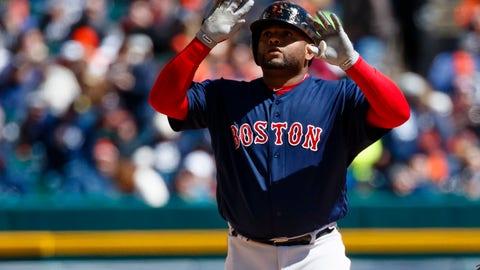 Boston Red Sox (3-2)