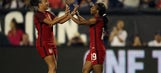 7 takeaways from the USWNT's 5-1 win over Russia