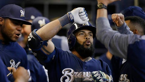 Outfield - Eric Thames
