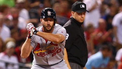 Adam Wainwright -- St. Louis Cardinals: .529 OPS