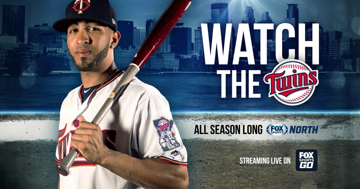 Stream Minnesota Twins baseball on FOX Sports GO