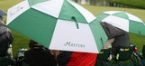 Monday at the Masters cut short due to thunderstorms