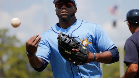 Tampa Bay Rays: Rickie Weeks, IF (34)