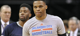 Triple-double watch for Russell Westbrook continues