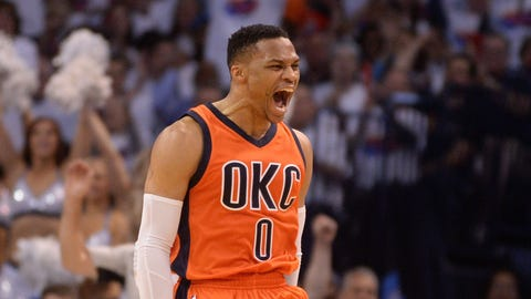 Get Westbrook to dial it back