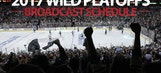 FOX Sports North announces Wild first-round playoff coverage