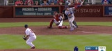 Watch: Willson Contreras hits three-run home run as Cardinals blow 3–0 lead