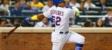 Mets outfielder Yoenis Cespedes to have MRI on injured hamstring