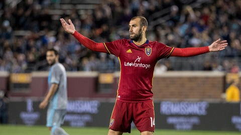 Real Salt Lake - Yura Movsisyan: $1.973 million