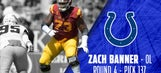 NFL Draft Day 3 Recap: USC's Banner to the Colts; Rams, Chargers wrap up their picks