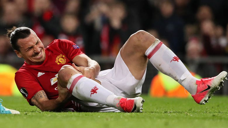 Zlatan Ibrahimovic's agent claims his knee is 'so strong' doctors want him for research