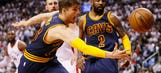 Korver goes off in first half of Game 4 – and makes some NBA history