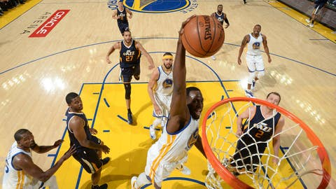 Golden State Warriors vs. Utah Jazz