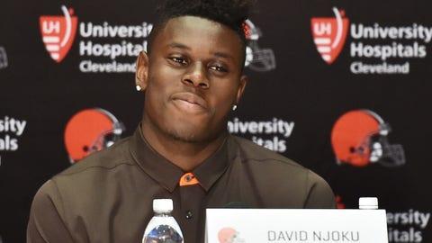 David Njoku, TE, Browns