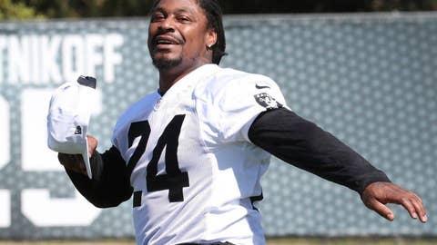 Marshawn Lynch - Oakland Raiders