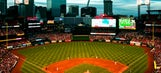 Fan grazed by stray bullet during Cardinals-Brewers game at Busch Stadium