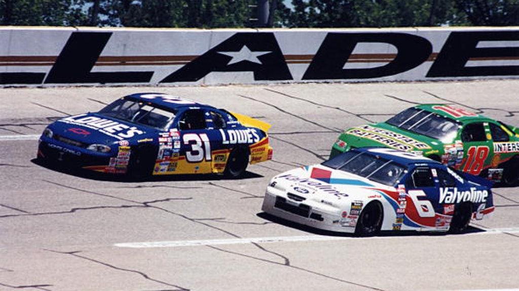 15 tall Talladega tales from tumultuous NASCAR times   FOX