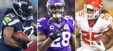 Which 30-plus star RB will have the best season: Marshawn Lynch, Adrian Peterson or Jamaal Charles?